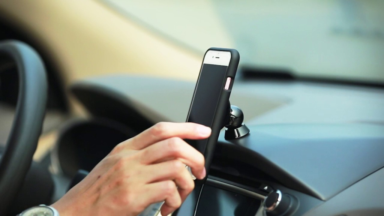 Eonon Magnetic Qi Wireless Charging Car Mount A0601 For Iphone 6
