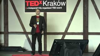 How we built a lunar robot in a week: Adam Karcz at TEDxKrakow