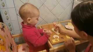 Канапе соленые и сладкие - Готовим с детьми!
