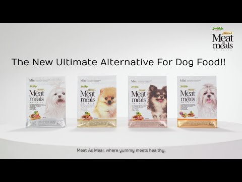 Jerhigh Meat as Meal : The New Ultimate Alternative For Dog Food