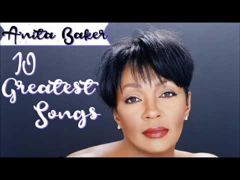 ANITA BAKER: 10 Greatest Songs