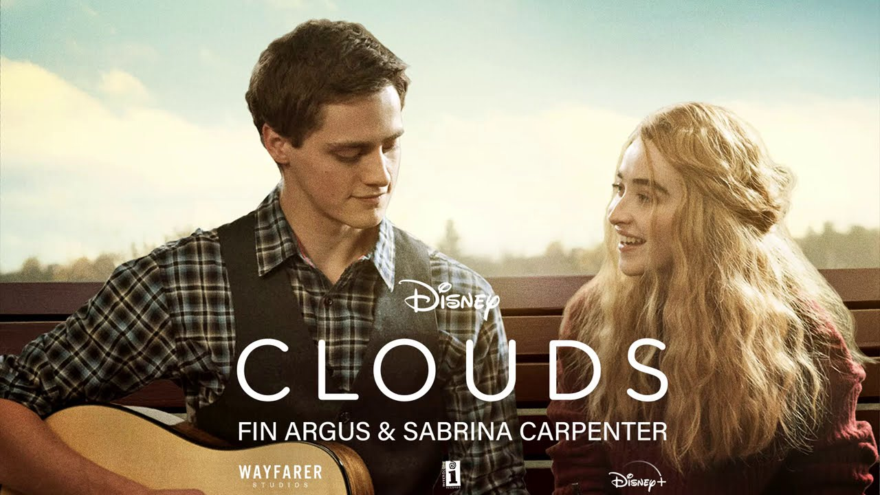 "Fin Argus & Sabrina Carpenter - ""Clouds"" (Official Audio) From the Disney+ Original Movie 'Clouds'"