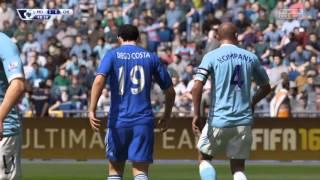 FIFA 16 Relatos de miguel simon y comentarios de kike wolf
