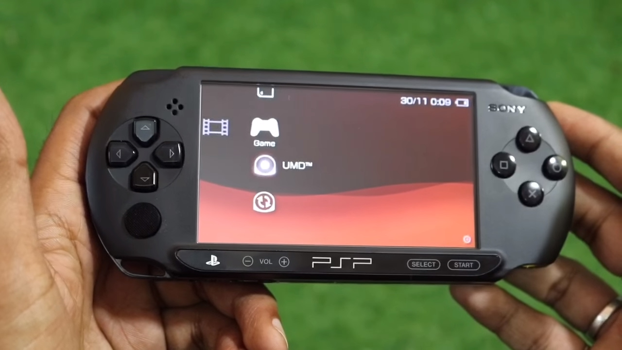 Sony PSP Unboxing india in Hindi - YouTube