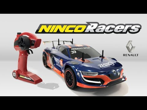RC NINCORacers | Renault Sport |+20kmh | Unboxing