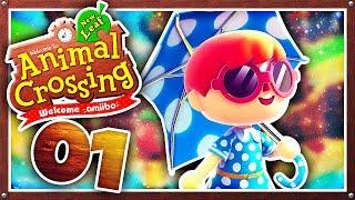 Ein NEUER Tag! 🐶 #01 [Staffel 5] • Let's Play Animal Crossing New Leaf