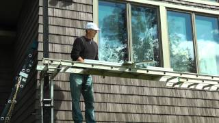 How To Cut Siding Up On Your Scaffolding