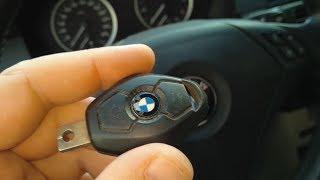 BMW E60 5 SERIES КАК СДЕЛАТЬ  НЕПОЛНОЦЕННЫЙ ЗАПАСНОЙ КЛЮЧ  ЗА  МИНИМАЛЬНЫЕ РАСХОДЫ.