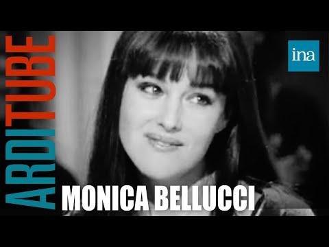 "Monica Bellucci ""Interview Vincent Cassel""   Archive INA"