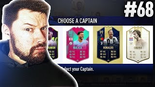 WHAT AN AMAZING DRAFT! - #FIFA19 ULTIMATE TEAM DRAFT TO GLORY #67