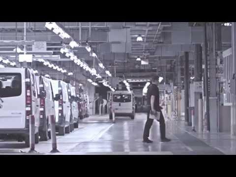 New Opel Vivaro Precision Driving! Auto Industrial Porto