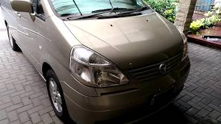 Video REVIEW mobil bekas: Nissan Serena C24 type CT 2005 - Indonesia download MP3, 3GP, MP4, WEBM, AVI, FLV Agustus 2018