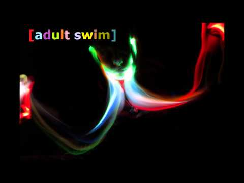 Adult Swim Bump  Neon New Years
