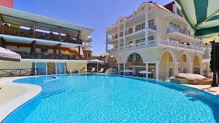 Смотреть видео отели крыма с бассейном на берегу моря