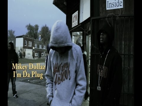 Mikey Dollaz- I'm Da Plug [Official Video] Shot By @SlateHouse_