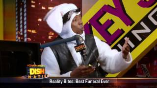 Best Funeral Ever?