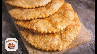 Как приготовить сочные чебуреки дома.  Чебуреки с мясом |  Рецепт