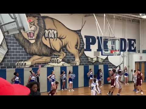 Ethan Salvatierra's 6th Grade Fil-Am Potomac Middle School JV Mixtape