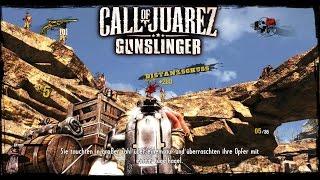 Call of Juarez Gunslinger #003 - Canyon des Todes ◈ Gameplay German Deutsch