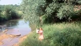 Ален Делон. клип из фильма Вдова Кудер