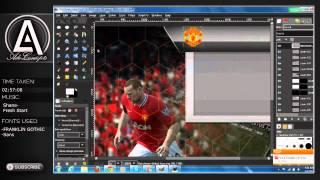 FIFA 13 Menu Concept Speed Art v2
