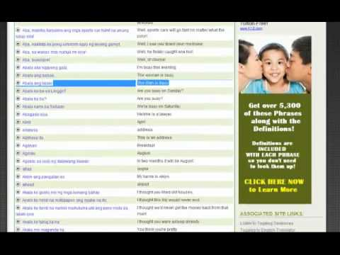 english to tagalog translation free