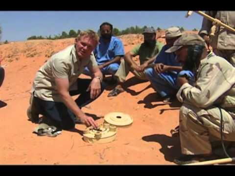 Libya land mines