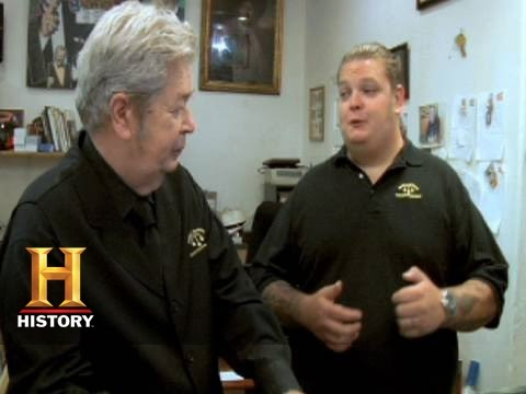 Pawn Stars: Corey Explains Facebook | History