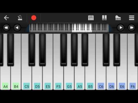 Raja Rani - A Love for life_Keyboard version