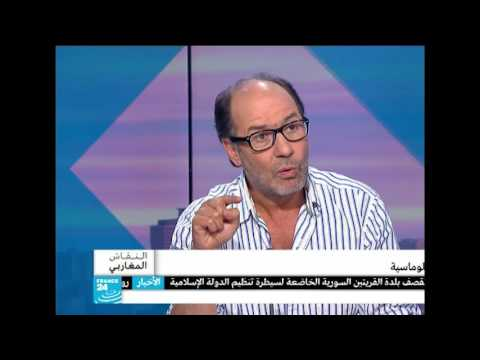 Tawfik Mathlouthi sur France 24 - 02/10/2015