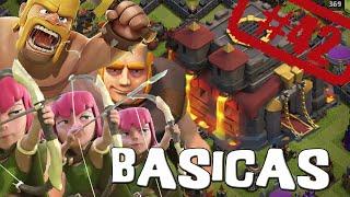 Ataque a Ayuntamiento nivel 10 con tropas básicas - Descubriendo Clash of Clans #42 [Español]