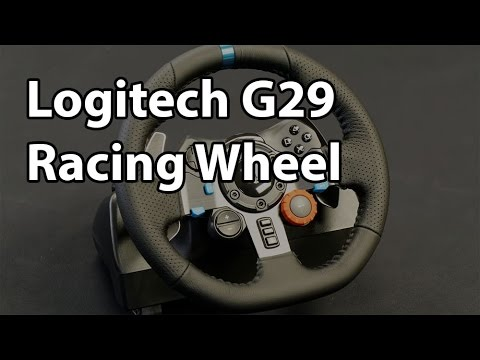 Logitech G29 Driving Force Racing Wheel Review - PC Perspective