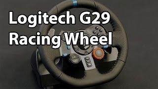 Logitech G29 Driving Force Racing Wheel Review