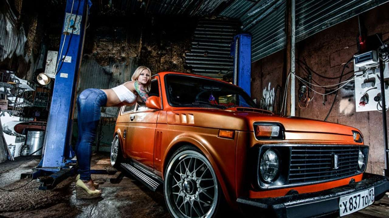 Lada Niva Tuning 17 Best Images About Lada Niva On Pinterest Portal