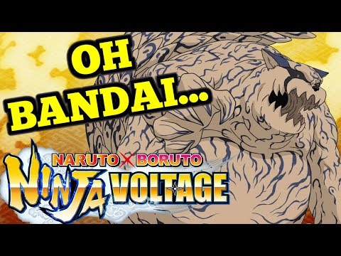 UNPREDICTABLE Bandai  - Naruto x Boruto Ninja Voltage