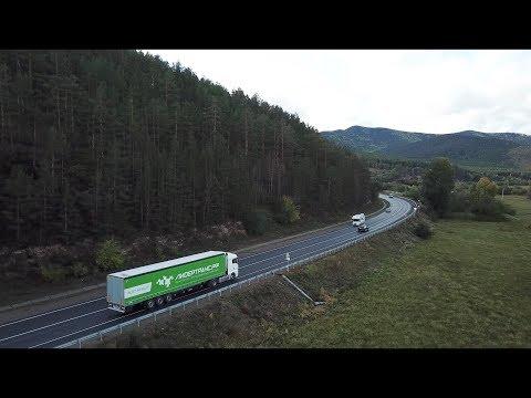 Russian Truck Driver: про Коляна, рыбку и Култук!