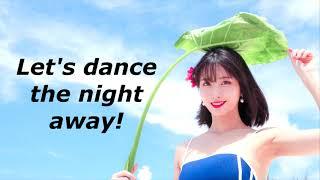TWICE (트와이스) - 'DANCE THE NIGHT AWAY' [ GERMAN COVER ]
