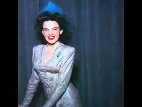 Judy Garland...But Not For Me (1943 Radio)