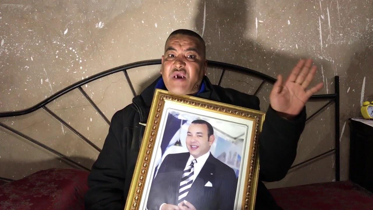 Simo Daher  - نيبا يتمنى الشفاء العاجل لجلالة الملك محمد السادس نصره الله