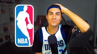 MI FICHAJE POR LA NBA.