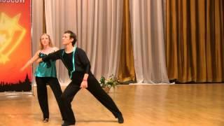 Rising Star Routines — Georgiy & Anna. Moscow Westie Fest 2013