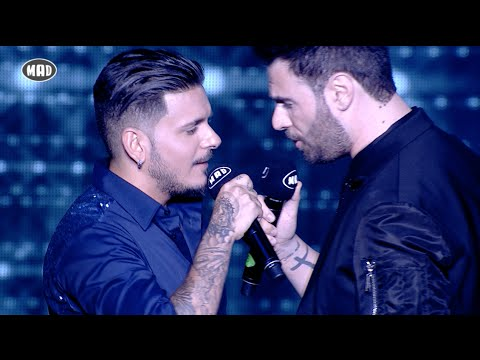 Stan & Γιώργος Παπαδόπουλος - Medley (Mad VMA 2016)