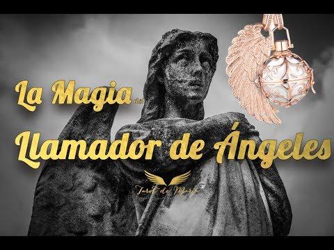 LA MAGIA DEL LLAMADOR DE ÁNGELES   TAROT DE MARÍA