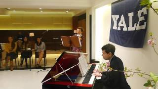 Goldenberg Duo - Boola Boola - Yale Club of Japan Recital