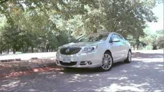 2012 Buick Verano: 4 Guys In A Car Review
