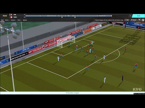Football Manager 2020 Gameplay (PC HD) [1080p60FPS]