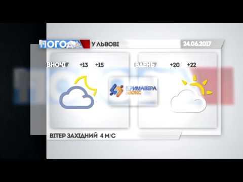 Офіційний прогноз погоди від гідрометцентру україни.