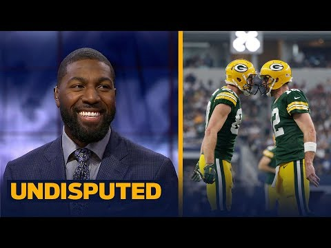 Greg Jennings on Aaron Rodgers' reaction to Green Bay releasing Jordy Nelson | UNDISPUTED