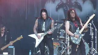 QUEENSRYCHE Eyes of a Stranger [Live 2017 Hellfest]