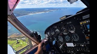 Video [ATC] Piper Cherokee Six YSBK flight and Pan Pan download MP3, 3GP, MP4, WEBM, AVI, FLV Oktober 2018